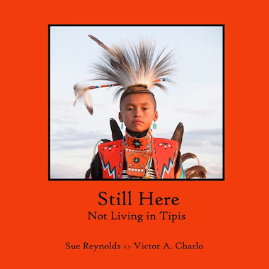 Still Here Book Cover, by Sue Reynolds and Victor A Charlo